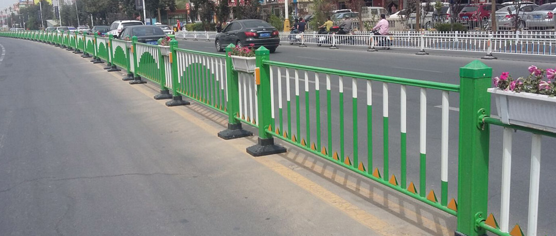 内蒙古-道路护栏应用案例