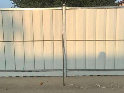 内蒙古-组装式围挡