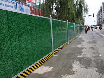 内蒙古-小草围挡